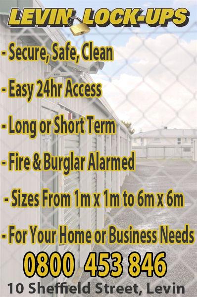 Levin Lockups Safe Secure Self Storage